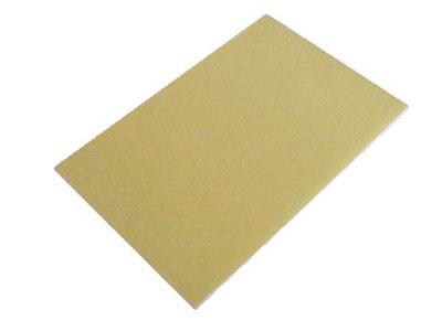 Plaque epoxy sans cuivre