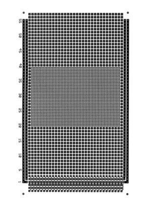 plaque d 39 essai pastille mixte atlantique composants plaque d 39 essai pastille mixte outil. Black Bedroom Furniture Sets. Home Design Ideas